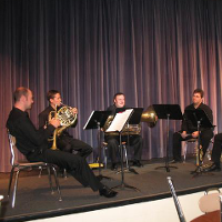 Concert at St. Mary Central